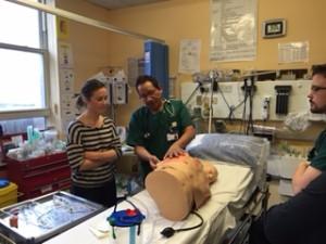 Pneumothorax teaching