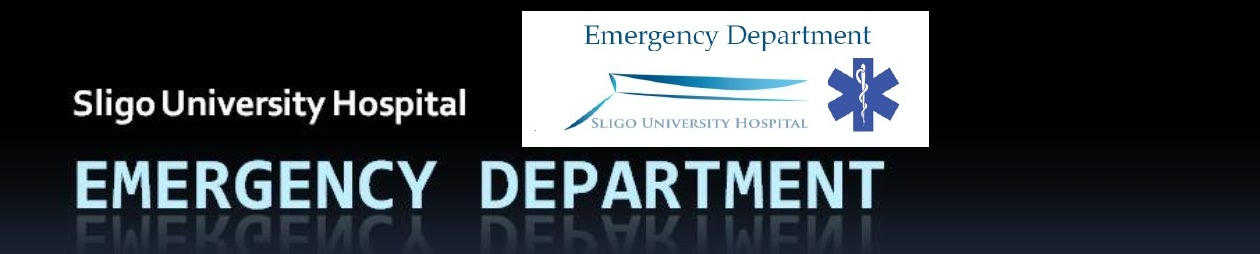 SLIGO UNIVERSITY HOSPITAL EMERGENCY DEPARTMENT